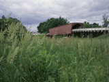 Roseman Covered Bridge, Iowa, USA Photographic Print