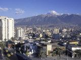 Quito, Ecuador Fotodruck