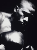 Close-up of a Boxer Photographic Print