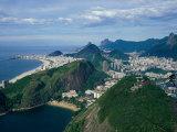 Rio de Janeiro, Brazil Impressão fotográfica