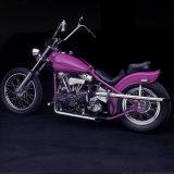 1948 Harley-Davidson, Panhead Photographic Print