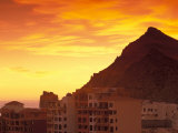 Sunrise over Land's End, Cabo San Lucas, Baja California Sur, Mexico Photographic Print by Walter Bibikow