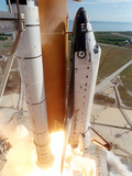 The Space Shuttle Columbia Photographic Print