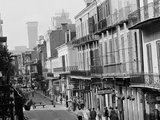 New Orleans' Old World Style French Quarter Photographic Print