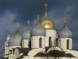 Cathedral of St. Sophia Novgorod, Russia Photographic Print