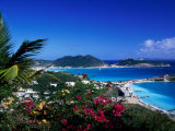 Great Bay, Philipsburg, St. Maarten Photographic Print