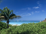 Providenciales, Caicos Islands, Turks and Caicos Islands Photographic Print