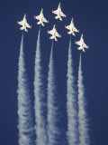 The U.S. Air Force Thunderbirds Photographic Print