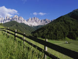 Dolomite Mountains, Italy Photographic Print