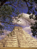 Chichen Itza, El Castillo Pyramid, Yucatan Peninsula, Mexico Photographic Print by Stuart Westmoreland