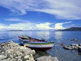 Isla Del Sol, Lake Titcaca, Bolivia Photographic Print