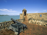 San Felipe Fort, Puerto Plata, Dominican Republic Photographic Print