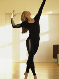 Dancing Woman Photographic Print