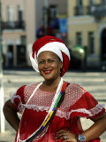 El Pelourinho, Historical District, Salvador, Brazil Photographic Print