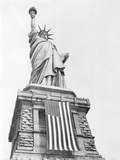The Statue of Liberty Lmina fotogrfica