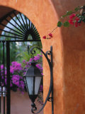 Adobe House Entry, Puerto Vallarta, Mexico Photographic Print by John &amp; Lisa Merrill