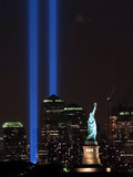A Tribute in Light Photographic Print