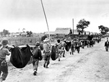 The Bataan Death March Photographic Print