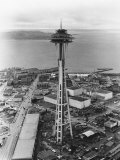 Space Needle, Seattle Lámina fotográfica