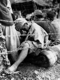 A Japanese Prisoner of War Photographic Print