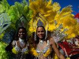 Carnival, St. Maarten Photographic Print