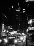 Bourbon Street in New Orleans Fotografie-Druck