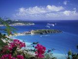 Little Bay, Philipsburg, St. Maarten Photographic Print