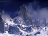 Cerro Fitz Roy, Los Glaciares National Park, Argentina Photographic Print by Gavriel Jecan