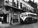 The Streetcar Named Desire is Now a Bus Photographic Print