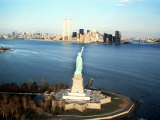 The Statue of Liberty Photographie