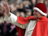 Pope Benedict Xvi Photographic Print