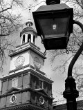 This View Shows Independence Hall Photographic Print