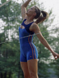 Women's Volleyball Photographic Print