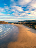 Cannibal Bay, Catlins, New Zealand Photographic Print by David Wall