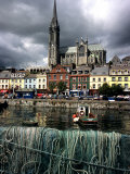 Saint Colman's Church, Cobh, County Cork, Ireland Photographic Print by David Barnes