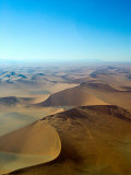 Aerial View of Soussevlei Sand Dunes, Namibia Photographic Print by Joe Restuccia III