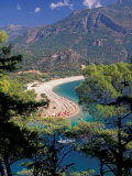Patara Beach, Turquoise Coast, Turkey Photographic Print by Nik Wheeler