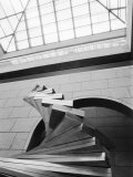Sculpture at The National Gallery, Ottawa, Ontario, Canada Photographic Print by Walter Bibikow