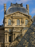 Louvre Museum, Paris, France Photographic Print by Lisa S. Engelbrecht