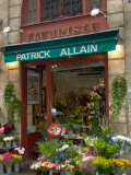 Florist in Ile St. Louis, Paris, France Photographic Print by Lisa S. Engelbrecht