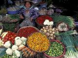 Dong Ba Market, Hue, Vietnam Photographic Print by Keren Su