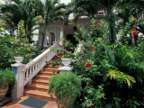Sunbury Plantation House, St. Phillip Parish, Barbados, Caribbean Photographic Print by Greg Johnston