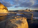 Valletta, Malta Fotografie-Druck von Robin Hill