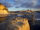 Valletta, Malta Photographic Print by Robin Hill