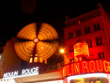 Moulin Rouge, Paris, France Photographic Print by Lisa S. Engelbrecht