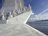 Monument to the Discoveries, Lisbon, Portugal Photographic Print by Michele Molinari