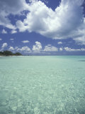 View of Rum Point on Grand Cayman, Cayman Islands, Caribbean Photographic Print by Robin Hill