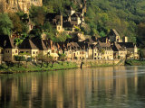 Dordogne River, France Photographic Print by David Barnes