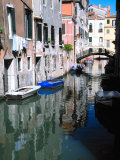 Canal in Venice, Italy Photographic Print by Julie Eggers