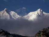 Makalu From the Kangshung, Tibet Photographic Print by Vassi Koutsaftis